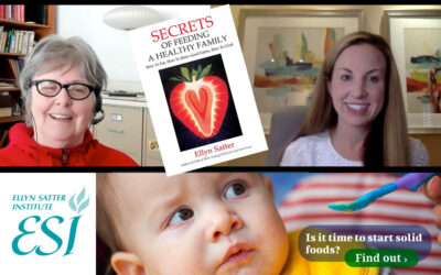 A Sit Down with Ellyn Satter