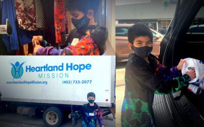 Heartland Hope Mission Drive – Please Donate!